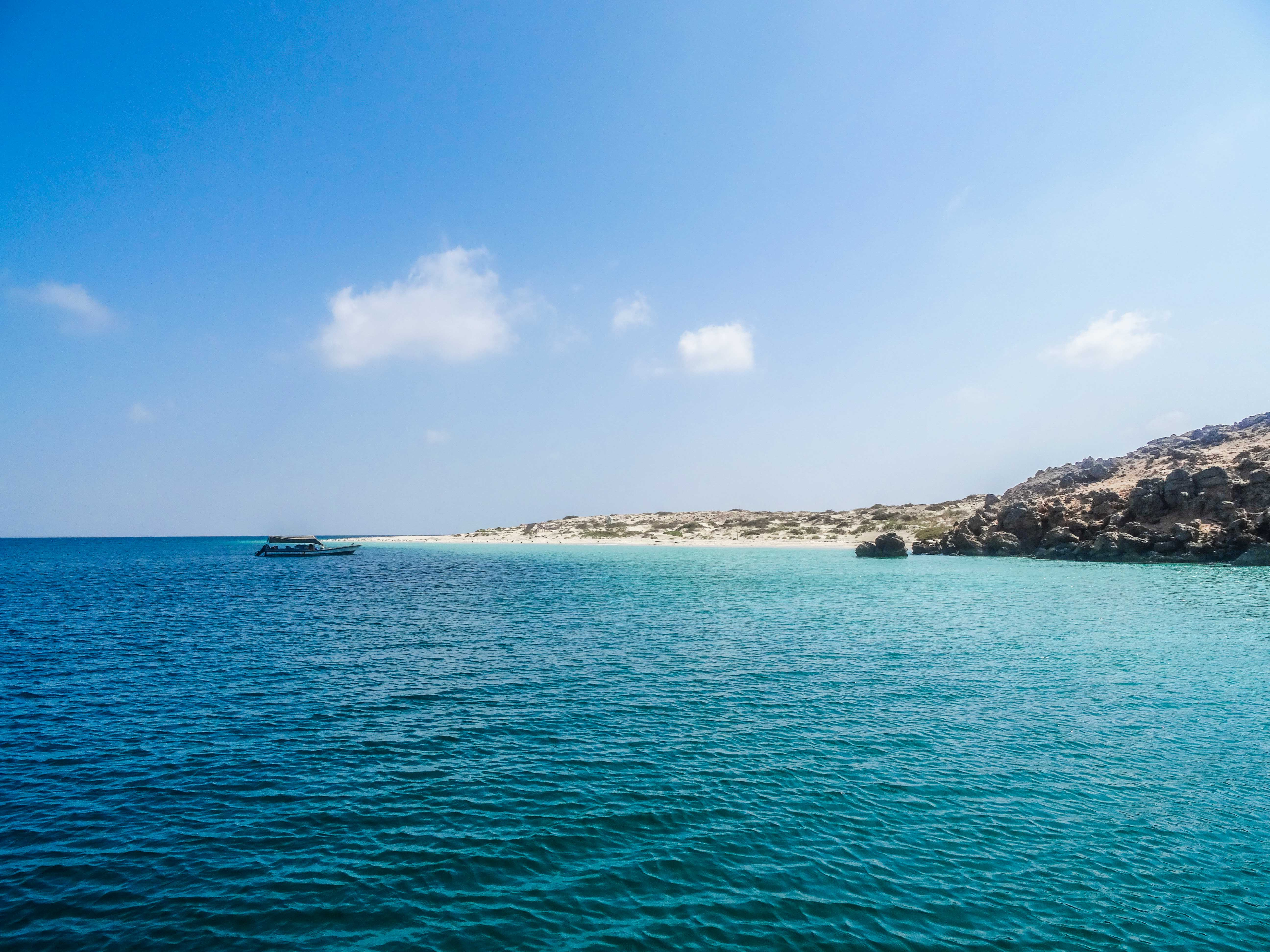 One of the 84 islands of Farasan Archipelago (Photo: Florent Egal)
