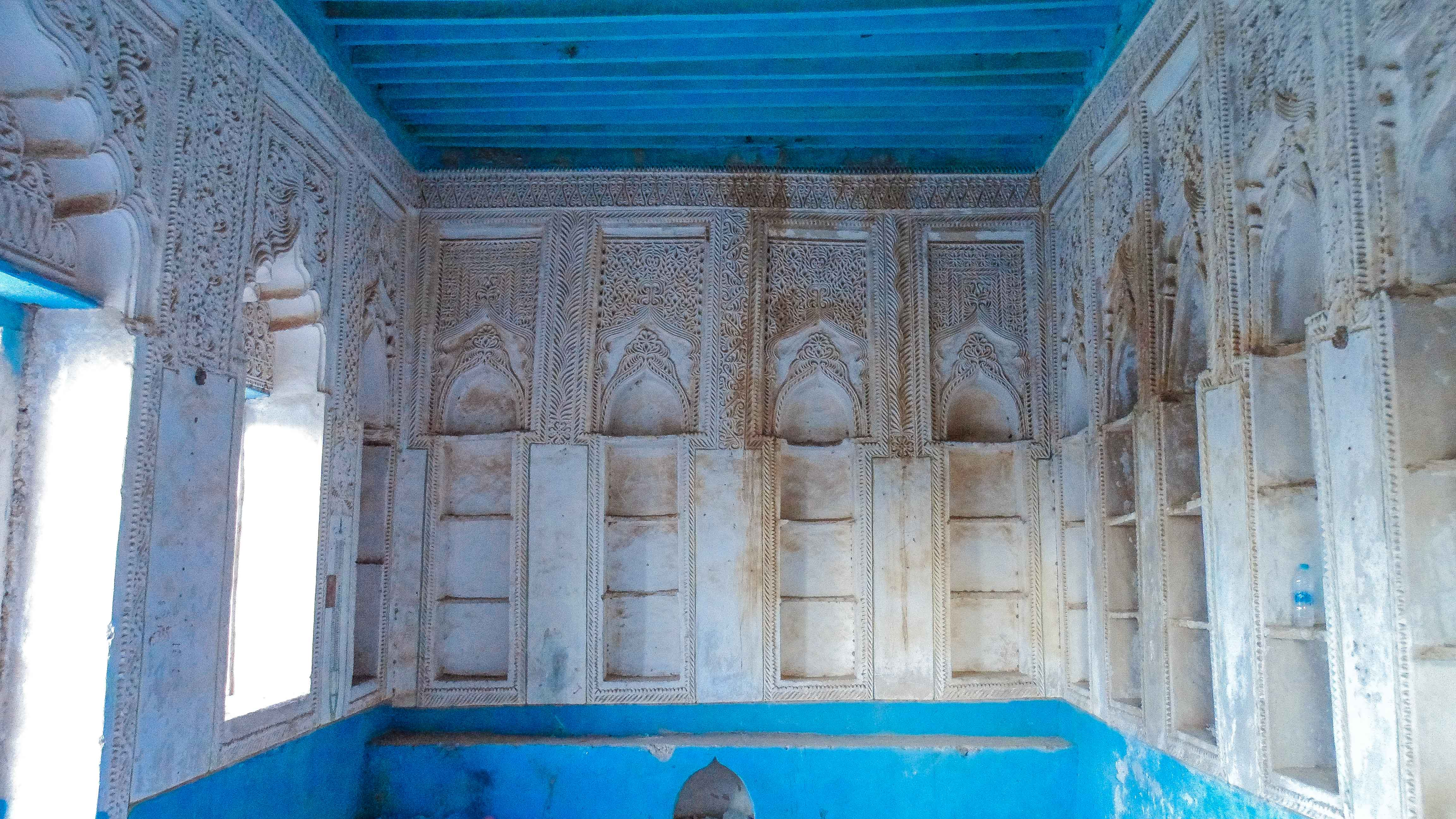 Al-Rifa'ai Turkish house in Farasan Al-Kebir (photo: Florent Egal)