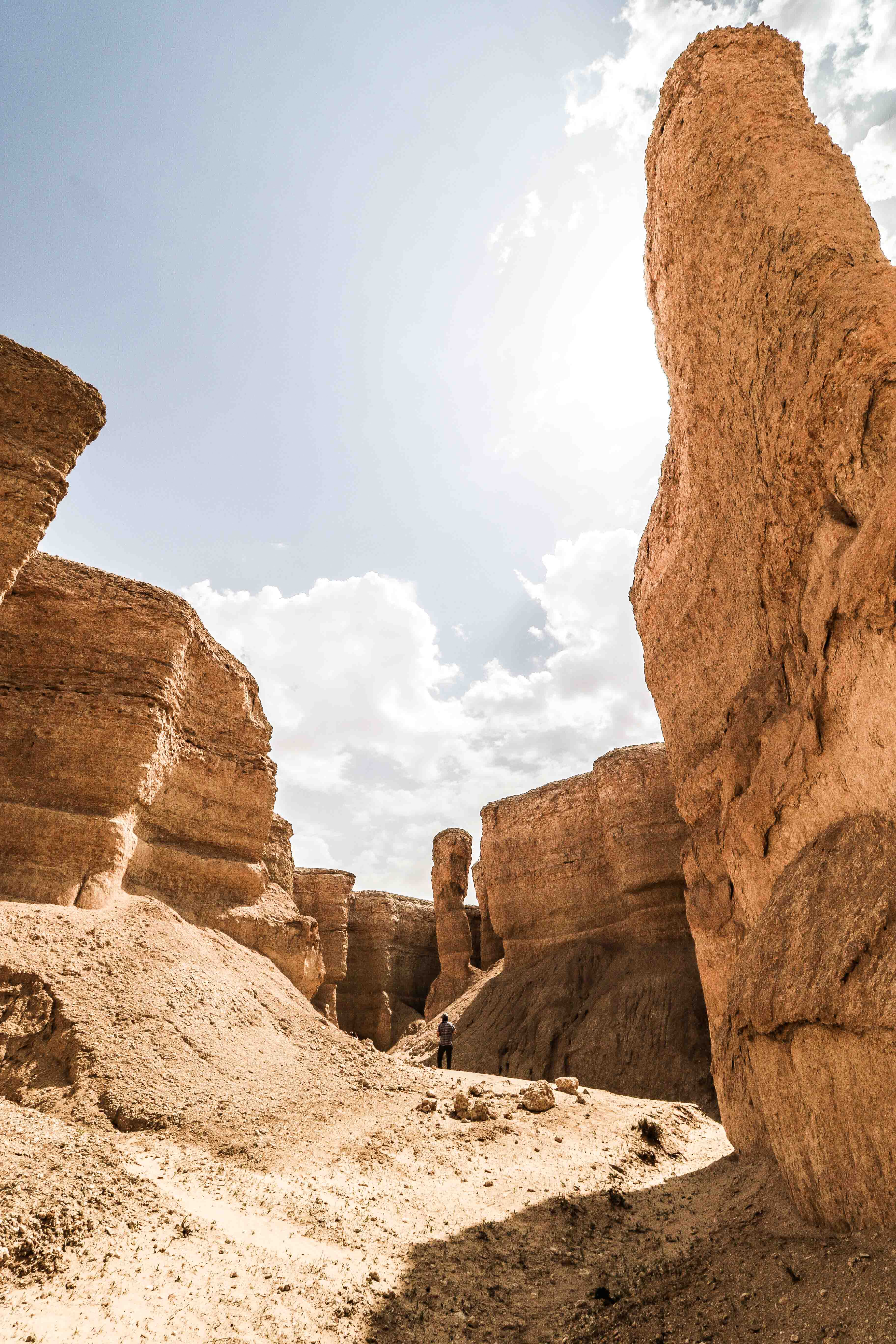 Canyon in Al-Ahsa (photo: Florent Egal)
