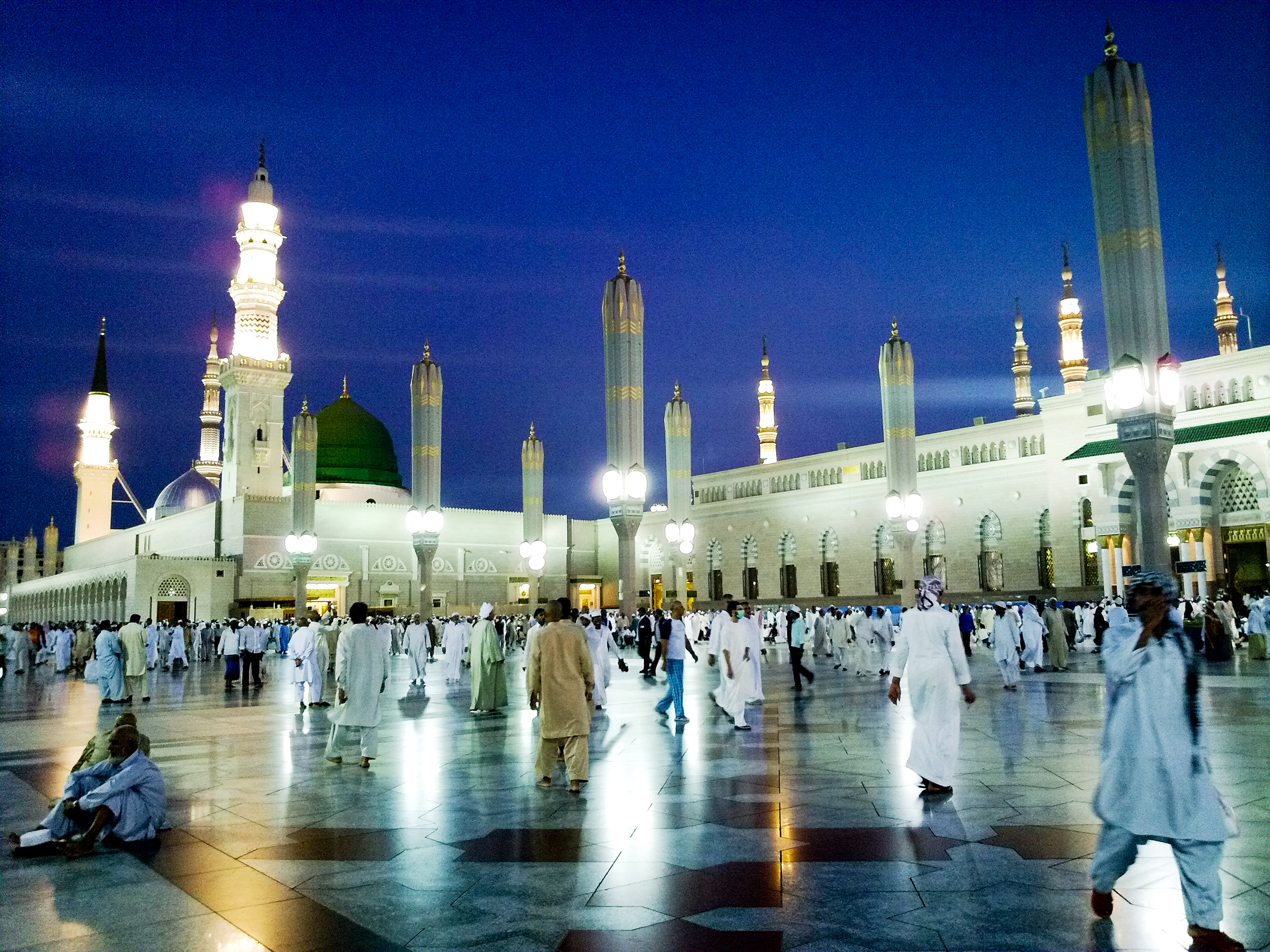 Madinah the Enlighted