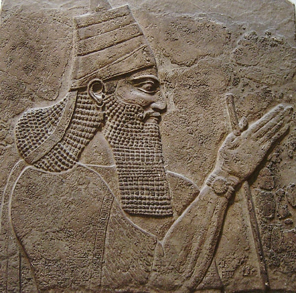 Tilglath Pileser III king of Assyria in the 8th cent. BCE who received tribute from Tayma