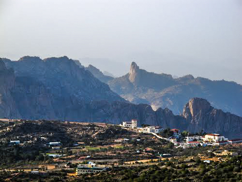 Jebel Daka (photo: Peakery)